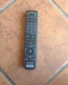 Sony Remote RMT-V266B VCR Plus