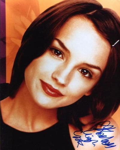 RACHAEL LEIGH COOK.. She's All That - SIGNED