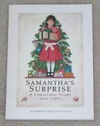 American Girl Doll Samantha Books