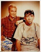 Bob Denver Signed