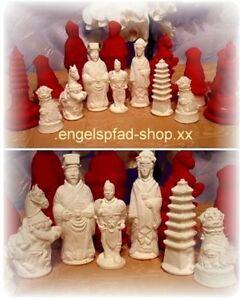Schachfiguren gießformen