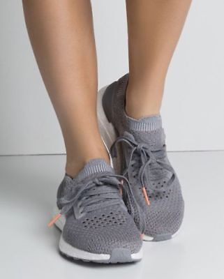 Adidas Ultraboost-X-Clima Grey/Coral CG3947 Running Shoes Women's Size 6