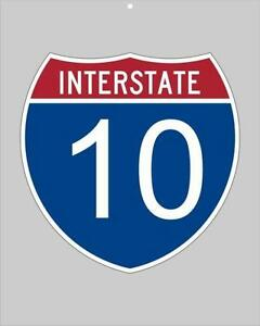 Image result for pic of I 10 sign leaving arizona