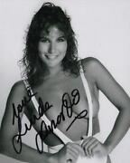 Linda Lusardi Signed