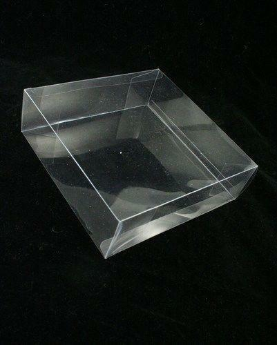 Clear Plastic Jewellery Box Ebay