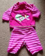 Girls Sunsafe Suit