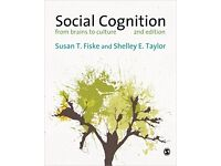 Social Cognition: From Brains To Culture, Susan Fiske