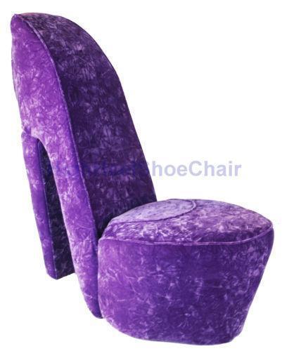 Purple Chair | EBay