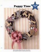 Plastic Canvas Wreath