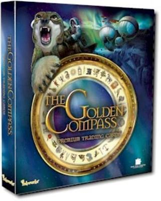 Inkworks The Golden Compass Trading Card Binder Brand New Album Looseleaf