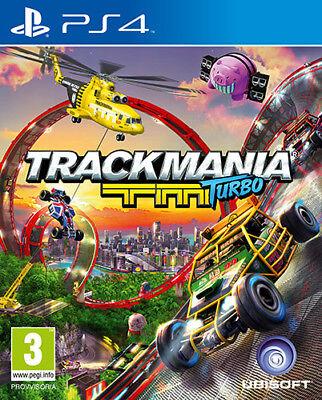 Trackmania Turbo (Guida / Racing) PS4 Playstation 4 IT IMPORT UBISOFT
