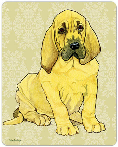 Bloodhound Small Cutting Board