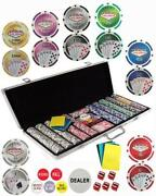 Las Vegas Casino Chips Collection