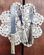 Bone Handle Fork