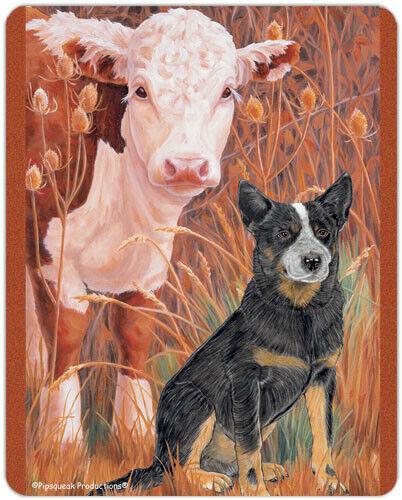 Australian Cattle Dog Large Cutting Board