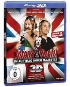 Asterix Blu Ray