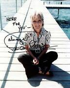 Petula Clark Signed