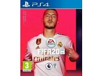 FIFA 20 PS4 Standard Edition 19 -Like NEW
