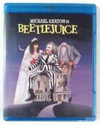 Beetlejuice Blu Ray