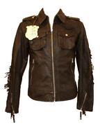 Energie Leather Jacket