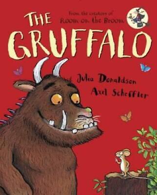 The Gruffalo - Paperback By Donaldson, Julia - GOOD