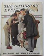 Saturday Evening Post 1936