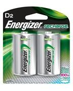 Energizer D Battery Charger