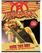 Aerosmith DVD