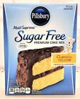 Cake Mix Sugar Free Desserts