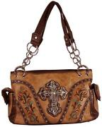 Western Cross Purse