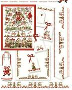 Cross Stitch Advent Calendar