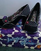 Irregular Choice Black