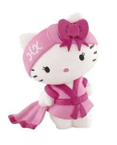 Figurine Hello Kitty SPA 5 cm neuve peinte main