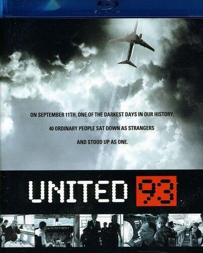 United 93 (2011, REGION A Blu-ray New) BLU-RAY/WS