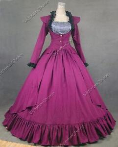 Victorian Gown | eBay