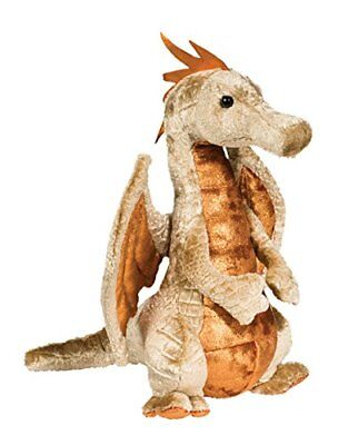 Douglas Elgar COPPER DRAGON Plush Toy Stuffed Animal NEW