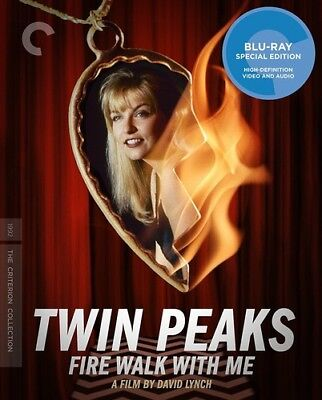 Twin Peaks - Fire Walk With Me (REGION A Blu-ray New)