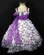 Purple Toddler Dress