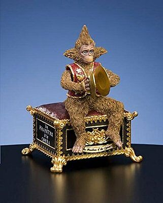 Phantom of the Opera Monkey Figurine San Francisco Music Box