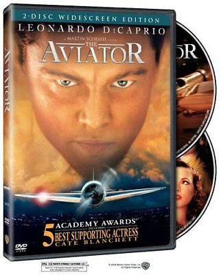 The Aviator [New DVD] Ac-3/Dolby Digital, Dolby, Dubbed, Subtitled, Widescreen