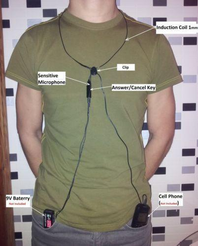 Invisible Wireless Earpiece Gadgets Amp Other Electronics