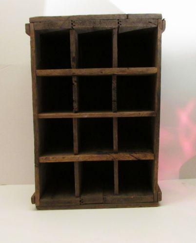 Rustic Wine Rack Ebay