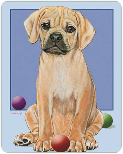 Puggle Large Cutting Board