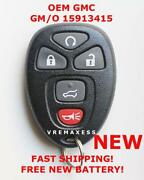 GMC Yukon Keyless Entry Remote