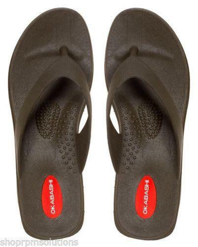 Okabashi Aspire Sandals Flip Flops Ebay