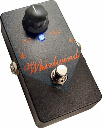Whirlwind Rochester Series Orange Box Vintage-styled Phaser Effects Pedal