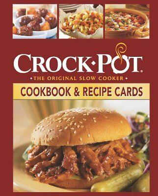CROCK-POT® Cookbook and Recipe Cards