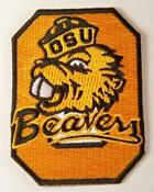Vintage Oregon State Beavers