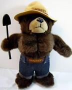 Smokey The Bear Stuffed