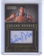 Anthony Davis Autograph